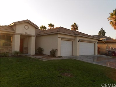 16137 Via Ultimo, Moreno Valley, CA 92551 - MLS#: IV18231996