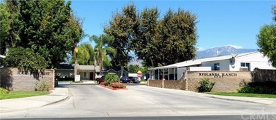1721 E Colton Avenue UNIT 89, Redlands, CA 92374 - MLS#: IV18232461