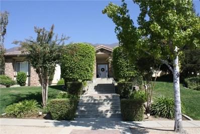 8996 Laramie Drive, Rancho Cucamonga, CA 91737 - MLS#: IV18232796