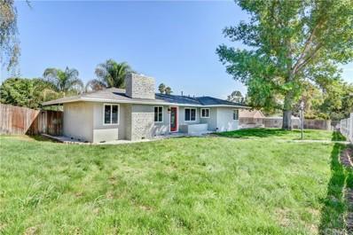 4396 Gird Avenue, Chino Hills, CA 91709 - MLS#: IV18235114