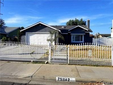 25942 Calle Familia, Moreno Valley, CA 92551 - MLS#: IV18235649