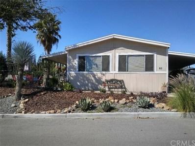15181 Van Buren Boulevard UNIT 85, Riverside, CA 92504 - MLS#: IV18235807