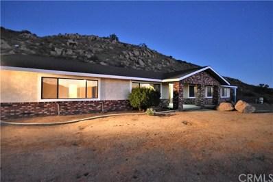 24900 Valley Ranch Road, Moreno Valley, CA 92557 - MLS#: IV18236686