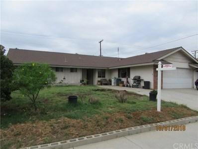 13577 Boeing Street, Moreno Valley, CA 92553 - MLS#: IV18238128