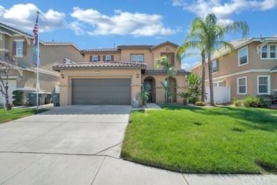 737 Gloriosa Avenue, Perris, CA 92571 - MLS#: IV18238346