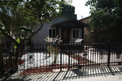 1546 W 59TH Place, Los Angeles, CA 90047 - MLS#: IV18240474