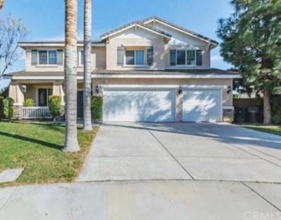 13814 Blue Ribbon Lane, Eastvale, CA 92880 - MLS#: IV18243564