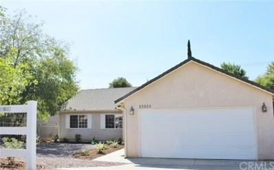 23925 Vista Way, Menifee, CA 92587 - MLS#: IV18244266