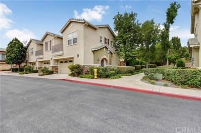 7353 Ellena W UNIT 116, Rancho Cucamonga, CA 91730 - MLS#: IV18244481