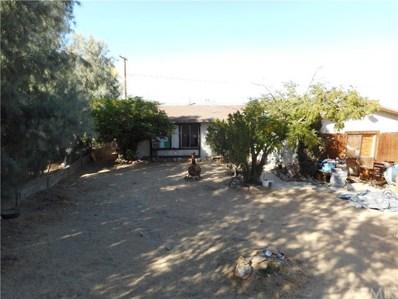 61610 Sunburst Drive, Joshua Tree, CA 92252 - MLS#: IV18246319