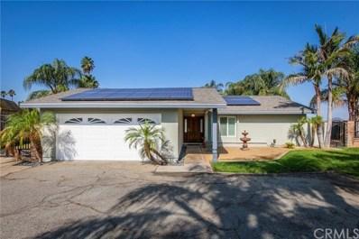 1584 Avenida Del Vista, Corona, CA 92882 - MLS#: IV18246618