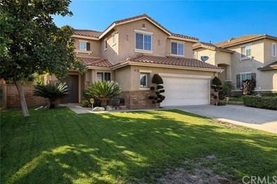 7240 Taggart Place, Rancho Cucamonga, CA 91739 - MLS#: IV18248369