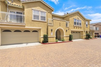 11450 Church Street UNIT 106, Rancho Cucamonga, CA 91730 - MLS#: IV18248872
