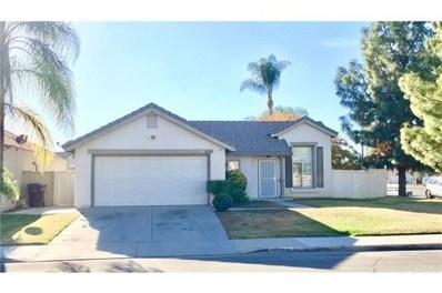 16299 Avenida De Loring, Moreno Valley, CA 92551 - MLS#: IV18249497