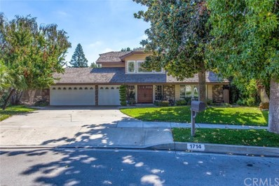 1714 Redwood Way, Upland, CA 91784 - MLS#: IV18249644