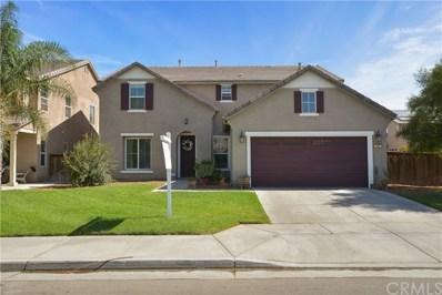 427 Overleaf Way, San Jacinto, CA 92582 - MLS#: IV18249777