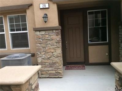 16001 Chase Road UNIT 28, Fontana, CA 92336 - MLS#: IV18250003
