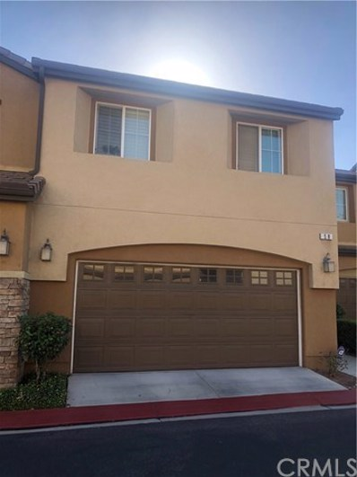 8692 9th Street UNIT 58, Rancho Cucamonga, CA 91730 - MLS#: IV18250528