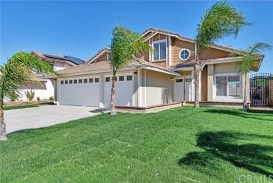 11692 Bobolink Lane, Moreno Valley, CA 92557 - MLS#: IV18251241
