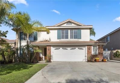 1135 Belridge Place, Corona, CA 92881 - MLS#: IV18251506