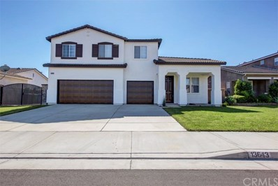13643 Canyon Crest Way, Eastvale, CA 92880 - MLS#: IV18251674