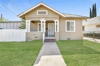 337 W 11th Street, San Bernardino, CA 92410 - MLS#: IV18251987