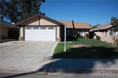 14655 Perham Drive, Moreno Valley, CA 92553 - MLS#: IV18252731