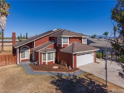 24198 Mount Russell Drive, Moreno Valley, CA 92553 - MLS#: IV18253258