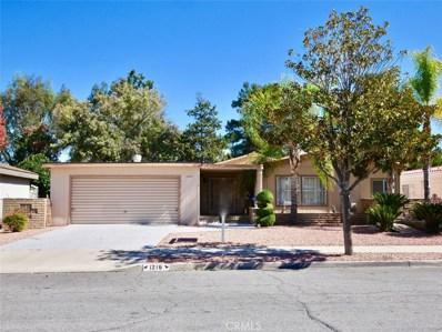 1216 Brentwood Way, Hemet, CA 92545 - MLS#: IV18253979
