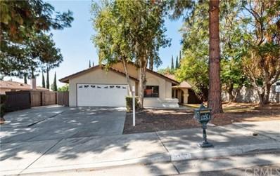 3327 Highcliff Road, Riverside, CA 92506 - MLS#: IV18254020