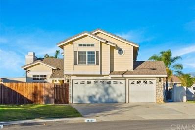 25200 Slate Creek Drive, Moreno Valley, CA 92551 - MLS#: IV18255784