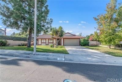 1228 Shakespeare Drive, Riverside, CA 92506 - MLS#: IV18259814