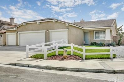 13593 Gray Hawk Court, Eastvale, CA 92880 - MLS#: IV18261732