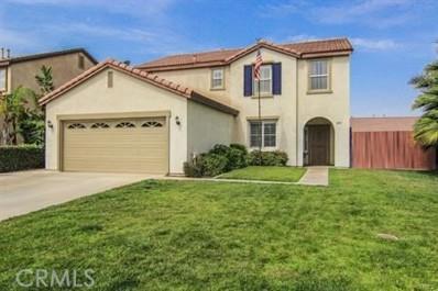 8171 Northpark Drive, Riverside, CA 92508 - MLS#: IV18262041