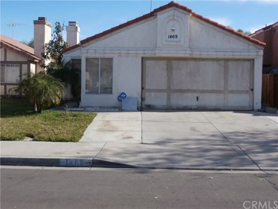 1469 Olivecrest Way, Perris, CA 92571 - MLS#: IV18264769