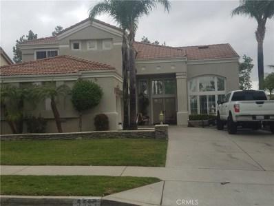 5591 Crestline Place, Rancho Cucamonga, CA 91739 - MLS#: IV18266064