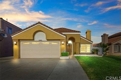 16698 War Cloud Drive, Moreno Valley, CA 92551 - MLS#: IV18268900