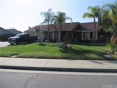 12379 Via De Palmas Drive, Moreno Valley, CA 92555 - MLS#: IV18268912