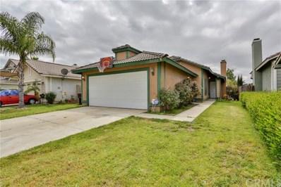 24155 Poppystone Drive, Moreno Valley, CA 92551 - MLS#: IV18268998