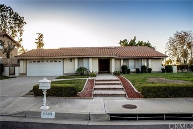 6505 Rycroft Drive, Riverside, CA 92506 - MLS#: IV18269536