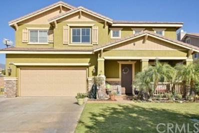 16666 Bidwell Lane, Fontana, CA 92336 - MLS#: IV18269768