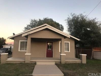 372 N 4th Street, Colton, CA 92324 - MLS#: IV18270886