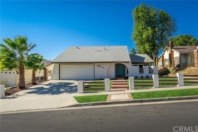 1607 Mariposa Drive, Corona, CA 92879 - MLS#: IV18270929