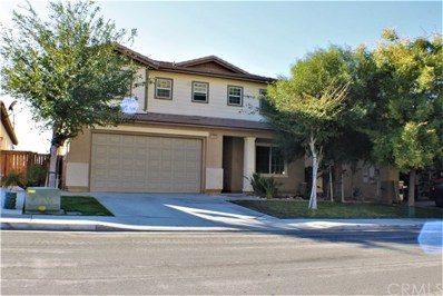 17291 Riva Ridge Drive, Moreno Valley, CA 92555 - MLS#: IV18271058