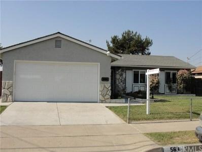 569 Elaine Avenue, Oceanside, CA 92057 - MLS#: IV18271486