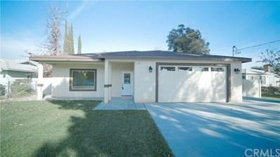 5481 Mountain View Avenue, Riverside, CA 92504 - MLS#: IV18271693