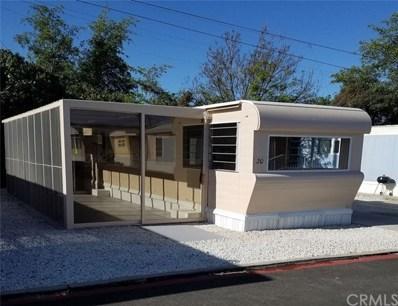 12710 3rd Street UNIT 20, Yucaipa, CA 92399 - MLS#: IV18271744