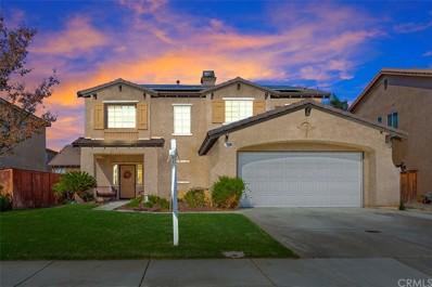 26290 Bogoso Lane, Moreno Valley, CA 92555 - MLS#: IV18273175
