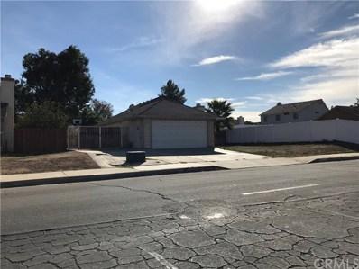 25319 Santiago Drive, Moreno Valley, CA 92551 - MLS#: IV18273199