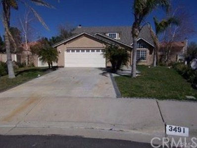 3491 N Woodruff Court, Rialto, CA 92377 - MLS#: IV18273274